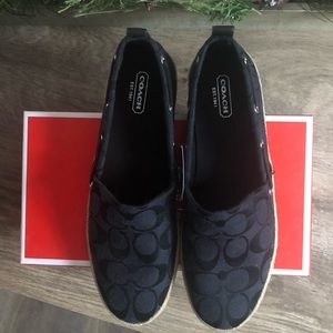 Coach Shoes NEVER WORN!!!